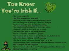 """Well, the Viking pArt of me takes over for the lack of height! Lol 5""""11 Irish :)"""