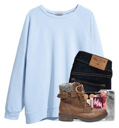 """""""guys go join this group. link in D"""" by arielforlife ❤ liked on Polyvore featuring H&M, Hollister Co., Anastasia Beverly Hills, Casetify, TONYMOLY, Dolce&Gabbana, Fresh, Victoria's Secret and Steve Madden"""