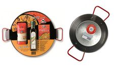Buy Paella and Fine Charcuterie UK deal for just: £35.00 Dine like royalty with the Paella and Fine Charcuterie Set      Includes a paella kit, serrano ham, chorizo      And: iberico salchichón, sherry vinegar and sheep's milk cheese      All you need to dine in with a Spanish theme.      Ideal for dinner parties      Save 44% with the Paella and Fine Charcuterie selection for just 35 pounds instead of 62.10 pounds BUY NOW for just GBP35.00