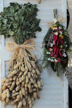 Bunch o' Peanuts, Farmer's Market in Colonial Williamsburg, Williamsburg, Virginia