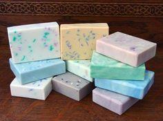 Comment faire le savon : Recettes de savon et fabrication du savon fait main