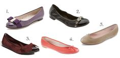 Top 5 Ballet-Flat Brands for the Wide-Footed Woman