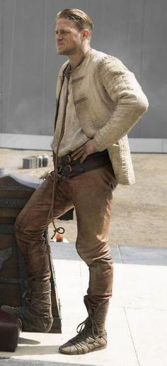 Charlie Hunnam | King Arthur