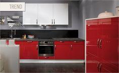 Keukentrend Trend Merano. | Hornbach Kitchen Cabinets, Home Decor, Decoration Home, Room Decor, Cabinets, Home Interior Design, Dressers, Home Decoration, Kitchen Cupboards