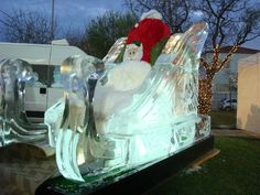 Crystal clear Ice Sculptures or Ice Sculpture Molds? For sure both are impressive choices! It also mentions a great Business Franchise Proposal that is offered from Ice Gallery. Check the link for further details...