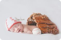 Newborn - Baseball