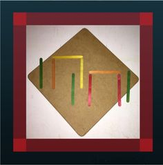 Music and Math 3 -dimensional abstract