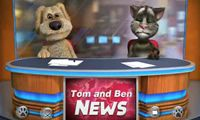 The third series of Talking Tom Cat which is even more amazing. Tom cat and his friend Ben are hosting a program together, and you can open your video to play with them together! Both Tom and Ben will respond to your touch and repeat everything that you say with a funny voice. You can pet their ears, poke their paws and hit their furs. Compared with the second version of Talking Tom Cat, the third version is more interesting and will you even more pleasure!