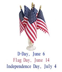 flag day june 2014