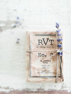 RVT HANDMADE SOAP COLLECTION - The Vintage Round Top