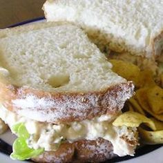 Pistachio Cinnamon Chicken Salad - Here's the easiest chicken salad ...