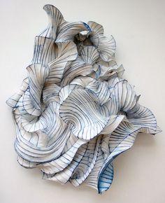 Paper Sculpture :: Peter Gentenaar
