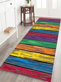 OFF] 2019 Colorful Wooden Board Print Flannel Skidproof Area Mat In Multicolor Rug Placement, Cheap Rugs, Grey Flooring, Flooring Ideas, Hardwood Floors, Bath Rugs, Bathroom Rugs, Rugs Online, Wine Cork Crafts