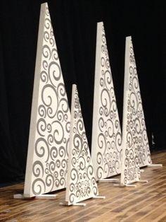 Tree Variety | Church Stage Design Ideas