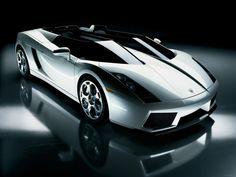 Lamborghini Super Car Resembles Futuristic Jet Fighter