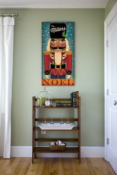 Hey, I found this really awesome Etsy listing at https://www.etsy.com/listing/210526721/custom-nutcracker-stretched-canvas-wall