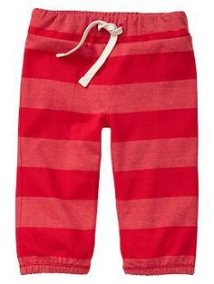 Paddington Bear™ for babyGap striped pants - A limited edition Paddington Bear™ collection for your newest little additions. Adventure awaits!