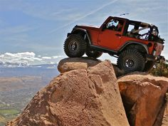 #JEEP top of the World