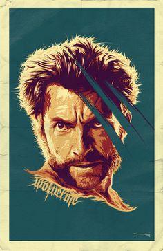 Wolverine by metalraj.deviantart.com on @deviantART