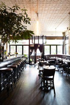 James Restaurant, Prospect Heights, Brooklyn - Home