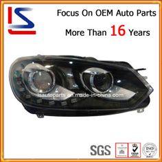 Auto Spare Parts - Headlight for VW Golf VI Gti 2009- (LS-VL-999) on…