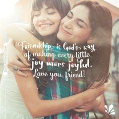 Friendship Ecards   DaySpring