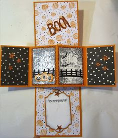 This is my kind of card. I love making it so much I made several bases for the twist and pop card in different colours of cardstock ready t...