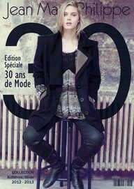 French Plus Size Chic: Jean Marc Philippe Fall 2012 Collection