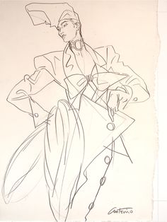 INTERSTYLEPARIS ♥  Antonio  Lopez Illustrateur de mode