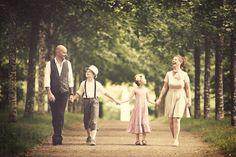 Vintage Family Session | un Moment de Pose - Guillaume Arnoult Photographie