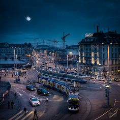 Central in Zurich