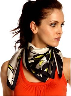 How to Wear a Scarf: 30 Examples