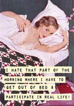 I hate that!