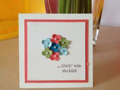 Bely's kreative Stempelideen: Tarjetas Mini / Minikarten