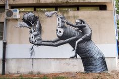 51 examples of incredible streetart designs via http://ow.ly/awI4U