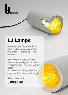 Flyer Baustrahler Lampe Seite 2
