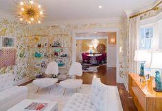 Very modern living room