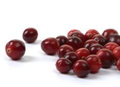 """Cranberries: Tart and beautiful, cranberries are a top cast member on the holiday table. They may not be the center of attention, but these crimson-colored """"berries of the bog"""" add a bright burst of color and award-winning flavor."""