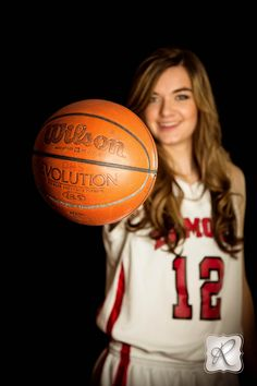 basketball photo ideas for seniors | Fun Sports Pictures for Seniors