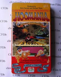 Hoomania: A Journey into Proverbs - Christian Movie - Christian Movie/Film on VHS Video. Follow Kris Atwood into a land of comical game people where you'll be chased by an army of Chessmen, taunted by a daffy Dodo Bird, tempted by goodie-gobbling Sluggards, and learn about wisdom from a wise old Owl. http://www.christianfilmdatabase.com/review/hoomania-a-journey-into-proverbs/
