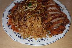 Chinapfanne, ein schönes Rezept aus der Kategorie Gemüse. Bewertungen: 24. Durchschnitt: Ø 4,2.