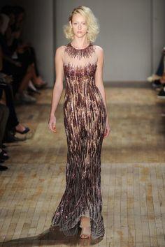 Jenny Packham S/S 15 RTW - NY Fashion Week NYFW