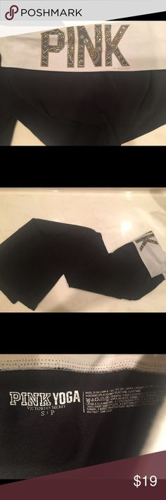 Victoria Secret yoga pants Victoria's Secret yoga pants Victoria's Secret Pants Track Pants & Joggers