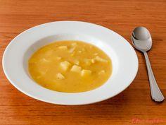 Hustá hrachová polévka bez mouky - eKucharka.cz Soup, Ethnic Recipes, Soups