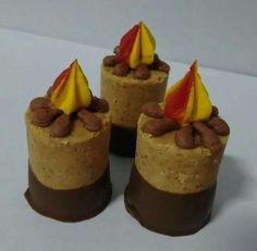 Pacoca - Pasta de amendoim e geleia pro fogo