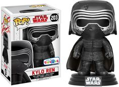Check value, pictures, release date, where to buy Kylo Ren #203 Funko Pop! See more in Star Wars The Last Jedi & Toys R Us exclusives. Track your Collection, share photos, and find new Pop Vinyls & Dorbz! Sign up free.
