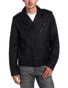 Kenneth Cole New York Men's Moto Waister Jacket, Black, X-Large Kenneth Cole New York http://www.amazon.com/dp/B005JQX9F8/ref=cm_sw_r_pi_dp_nBd8vb0ZDNTA5