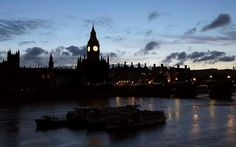 Over looking river thames and big ben