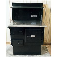 Amish cook stove - compact, affordable.