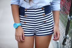 nautical | shorts